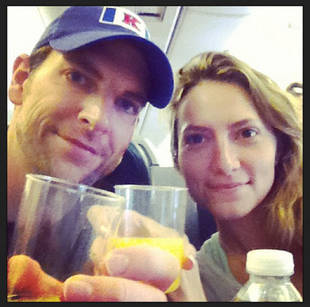 The Voice's Chris Mann Shares Photo From His Honeymoon! (PHOTO)
