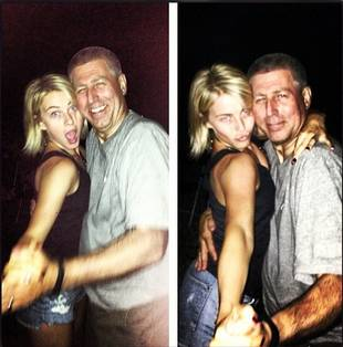"""Julianne Hough Gets Close to Her """"Favorite Man on the Planet"""" — Adorable Alert! (PHOTO)"""