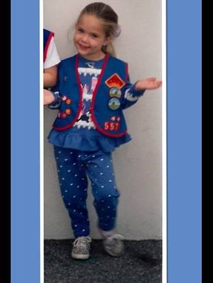 Pretty Little Liars' Ashley Benson Was the Cutest Child Ever — Happy Daisy! (PHOTO)
