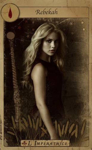 The Originals' New Promo Photo: Rebekah Is the Empress