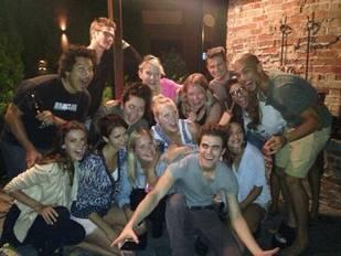 The Vampire Diaries Cast Celebrates Paul Wesley's Birthday
