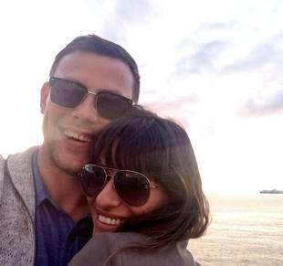 "Cory Monteith Death: Lea Michele Breaks Silence — He's Forever ""in My Heart"""
