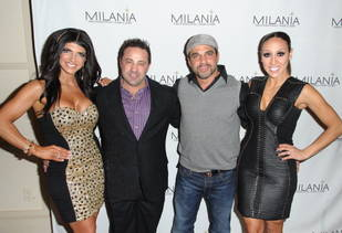 See Joe Giudice and Joe Gorga's Entire Fight, Security Called (VIDEO)