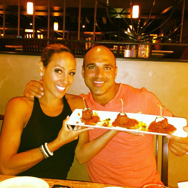 Joe Gorga Shows Off Shaved Head on Date Night With Melissa (PHOTO)