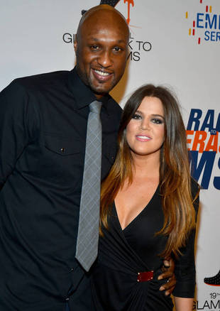 Khloe Kardashian Divorce Drama: She Kicked Lamar Odom Out Of Bed!