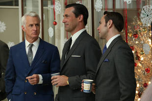 Was Mad Men Based on a Book? Your Weird Questions, Answered!