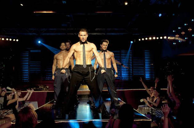 Channing Tatum Producing Magic Mike Musical For Summer 2013 (UPDATE)