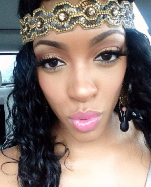 Porsha Stewart to Start Her Own Makeup Line (PHOTO)