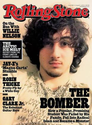 Rolling Stone's Controversial Cover Featuring Dzhokhar Tsarnaev Causes Serious Backlash