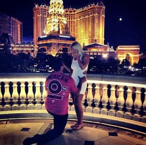 Brooke Hogan Engaged to NFL Star Phil Costa (PHOTOS)