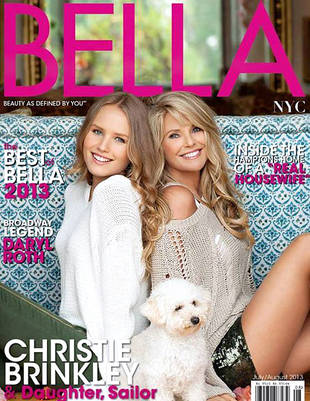 "Christie Brinkley on Daughter Sailor's Modeling Career: ""My Job Is to Support My Kids' Dreams"""