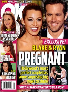 "Blake Lively Is Pregnant? Cover Story Called ""False,"" But…"