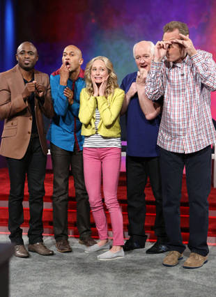 When Will Candice Accola Guest Star on Whose Line Is It Anyway?