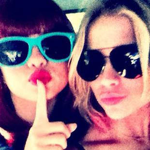 Pretty Little Liars' Ashley Benson Celebrates Selena Gomez's Birthday (PHOTO)