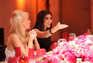 "Heather Dubrow: Gretchen Rossi Was ""Rude"" By Reading My Text to Slade"
