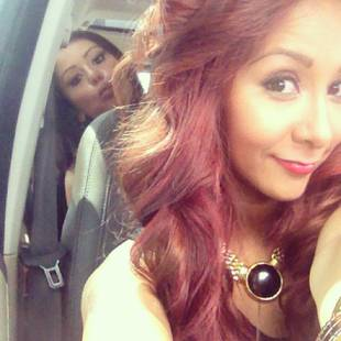 Is This Snooki and JWOWW's Cutest Bestie Selfie Ever? (PHOTO)