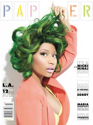 "Magazine Editor Says Working With Nicki Minaj Was ""Hideous Torture"""