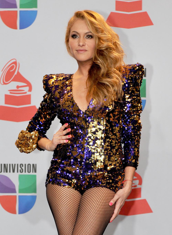 X Factor 2013: How Much Does Judge Paulina Rubio Make?