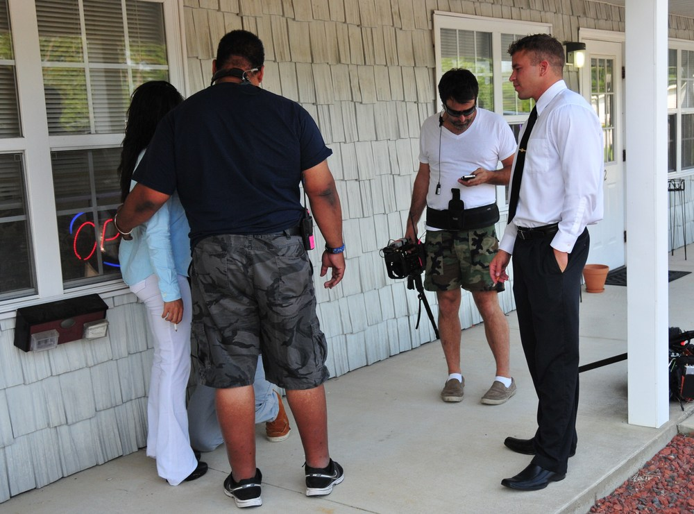 Jenelle Evans Spotted Filming Before Court Appearance For Misdemeanor Charges (PHOTO)