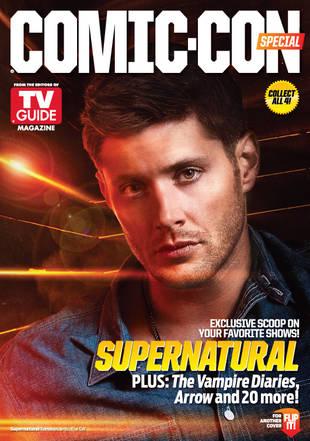 "Supernatural Season 9 Starts Filming: Jensen Ackles Shaves ""Dad"" Beard"