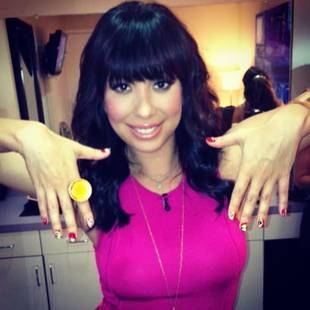 Dancing With the Stars' Cheryl Burke on What Inspired Her Holiday Manicure Line