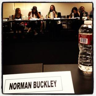Pretty Little Liars Season 4, Episode 15: Behind the Scenes With Norman Buckley! (PHOTO)