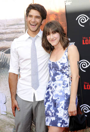 Teen Wolf's Tyler Posey Is Engaged to Seana Gorlick