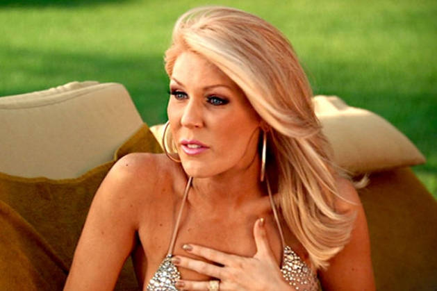 Gretchen Rossi Upset at Alexis Bellino Over Slade's Sick Son