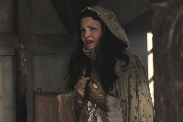 Once Upon a Time Season 3: The Seven Stages of Hiatus Grief —  in GIFs!