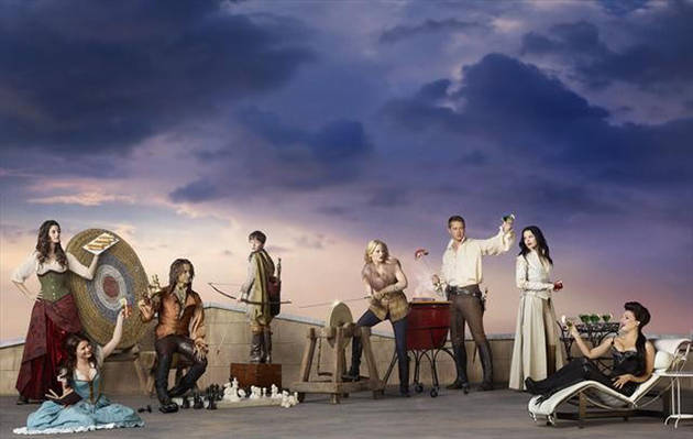 Once Upon a Time Season 3 Premieres September 29, 2013