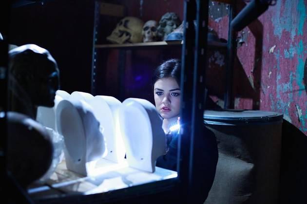 Pretty Little Liars Live Recap: Season 4, Episode 4 — Melissa Killed Wilden?