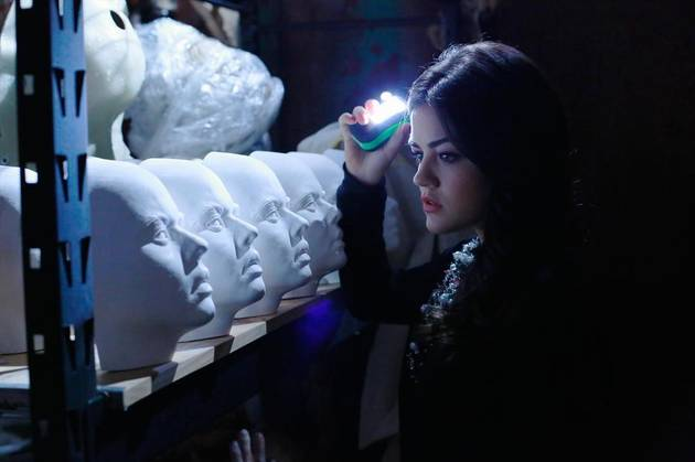 Pretty Little Liars Season 4, Episode 4 Questions: Who Killed Wilden? Did Ali Push Toby's Mom?