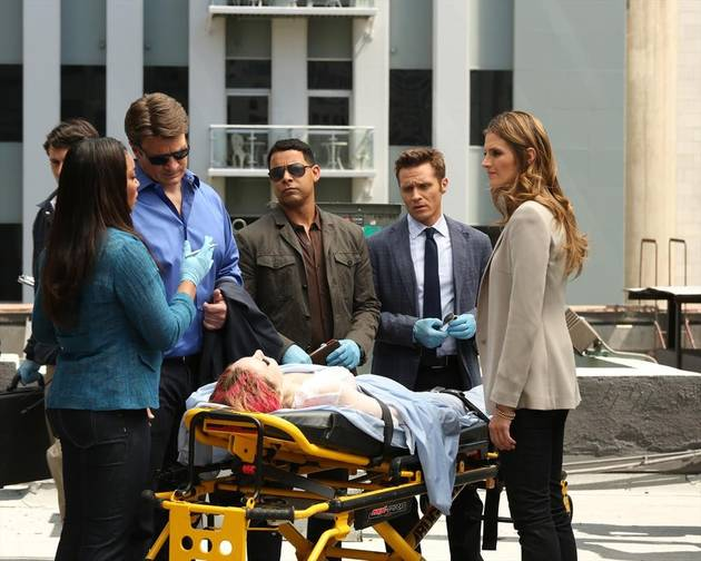 Castle Season 6 Adds New Cast Member With a Close Connection to Beckett! (PHOTO)
