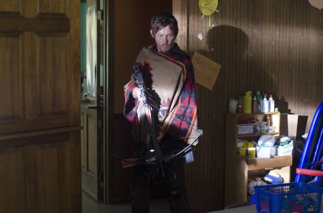 The Walking Dead Season 4 Premiere Spoilers: A Zombie Baby!