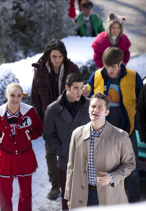 Glee Season 5: Which Star Wants His Character to Have Kids?