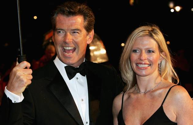 Pierce Brosnan's Daughter Dies of Ovarian Cancer at Age 41