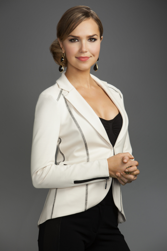 Arielle Kebbel on Her New Show Perfect Score and Vampire Diaries Rehash — Exclusive