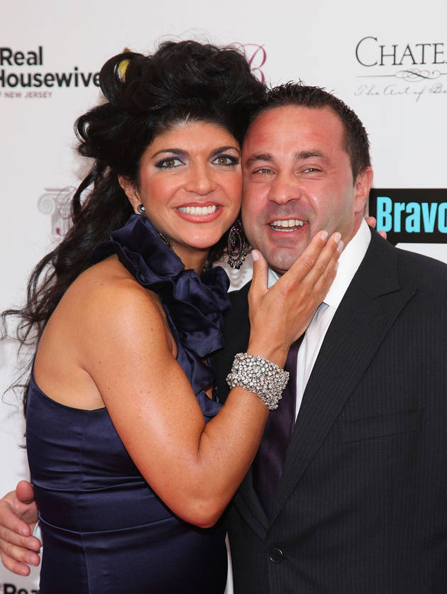 """Which Jersey Shore Star Says Teresa and Joe Giudice's Fraud Case Is """"Crazy""""?"""