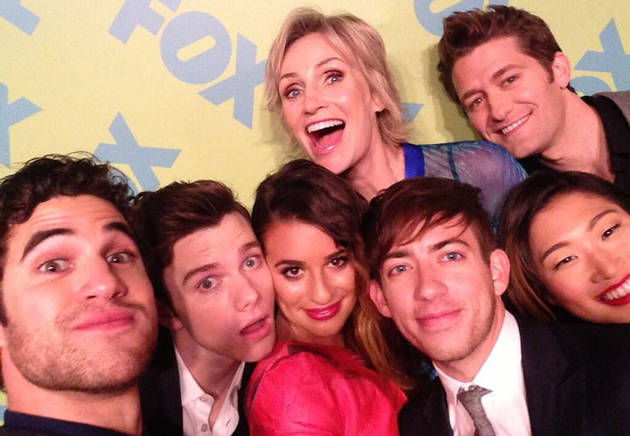 Glee Is Definitely NOT Canceled In Wake of Cory Monteith's Death — Report