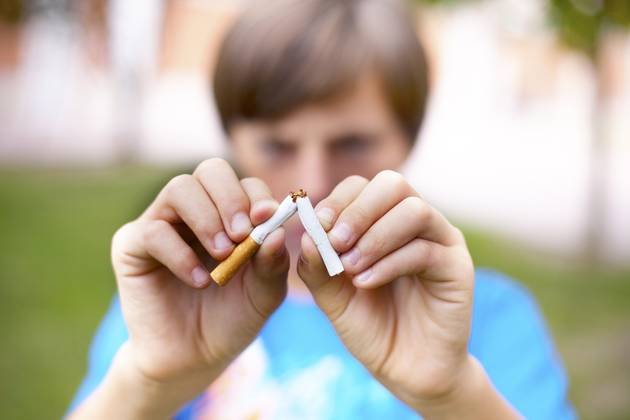 Teen Smoking Reaches Lowest Rates Ever Recorded: Study