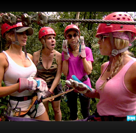 Monkeys, Witches, and Wine: The Top 5 Vacations in Real Housewives History