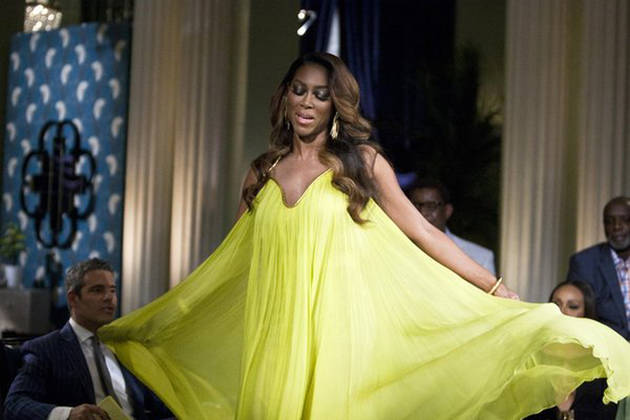Kenya Moore to Release Another Song!