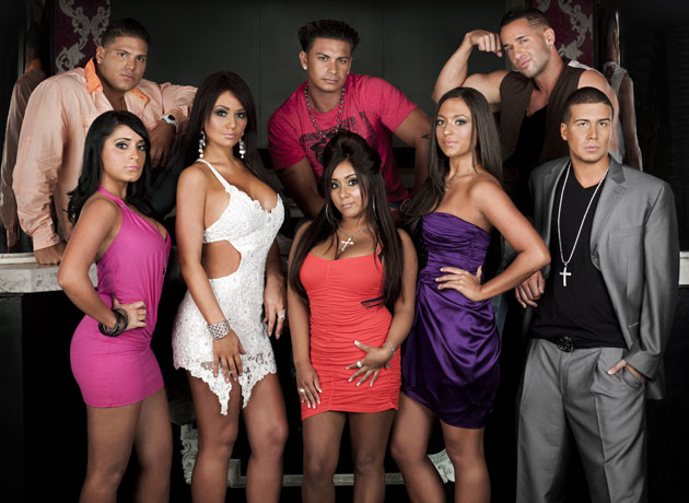 Which Jersey Shore Star Took a Selfie on the Toilet? WTF Alert! (PHOTO)