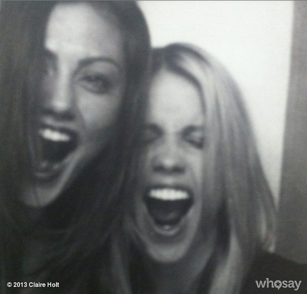 The Originals' Claire Holt Wishes Bestie Phoebe Tonkin Happy Birthday