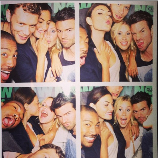 The Originals 2013 San Diego Comic-Con Panel: A Twitter Roundup