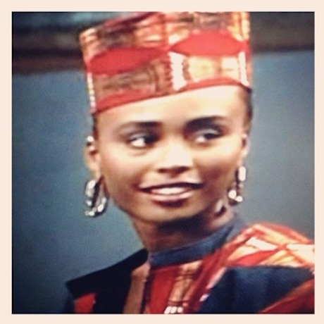 Was Cynthia Bailey on The Cosby Show?