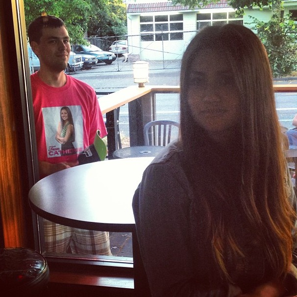 Does The Bachelor's Catherine Giudici Have a Stalker?!