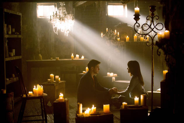 Vampire Diaries Season 5 Spoilers: Bonnie and Jeremy Are More Intimate