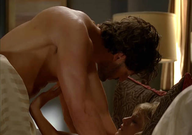 True Blood Sex Scenes: Alcide Herveaux's 4 Hottest Moments