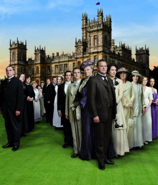 Downton Abbey Season 4: Real-Life Royal Lands a Role!